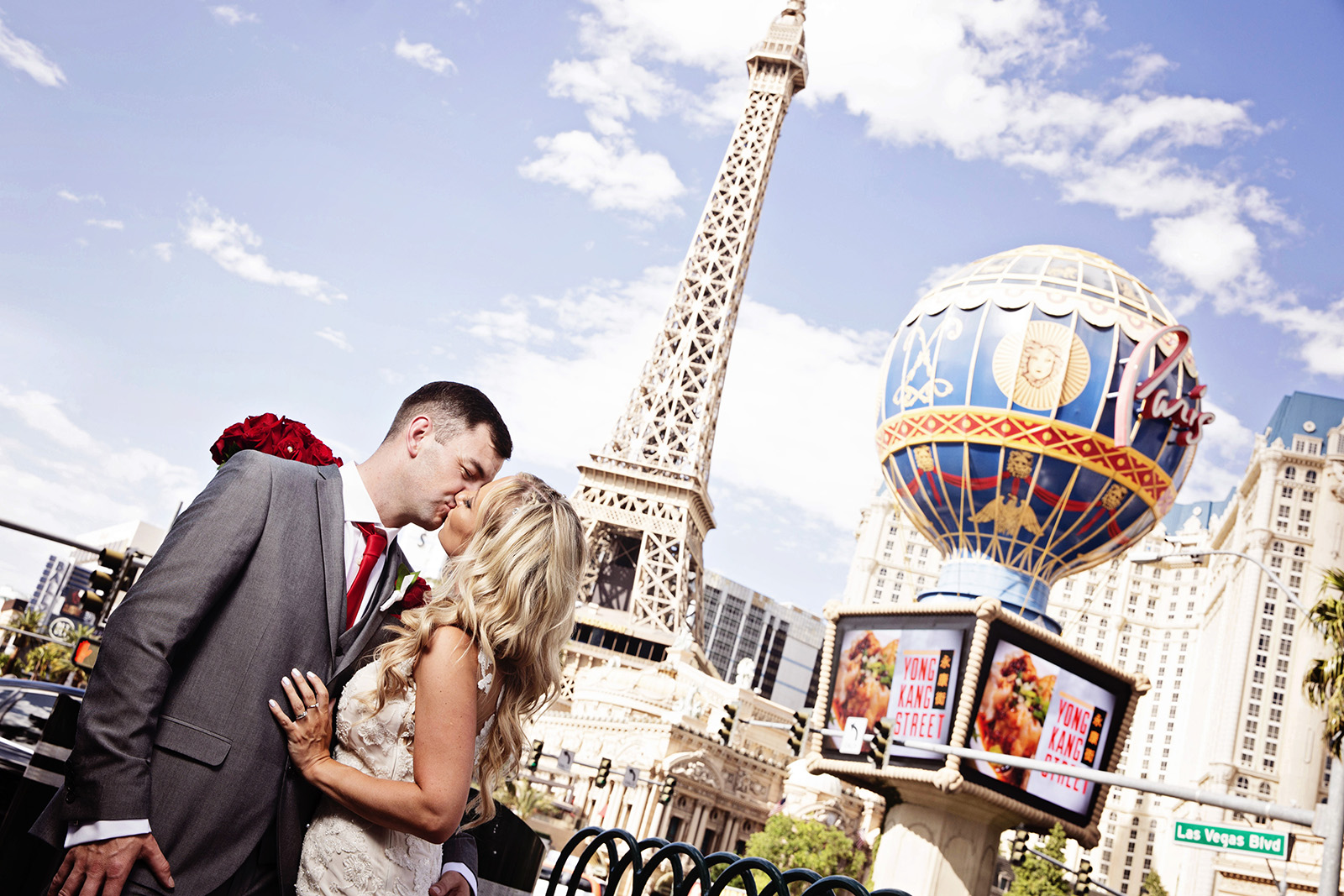Las Vegas Cosmo Wedding